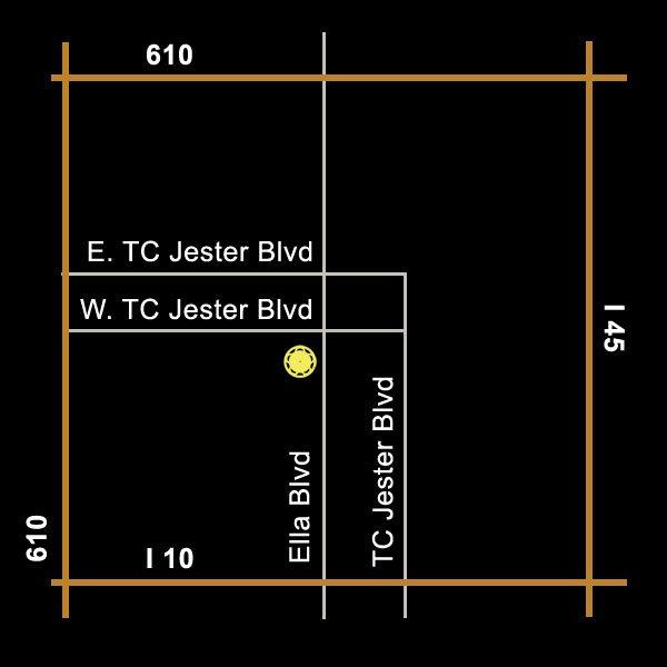 Houston Next Level Acting Studio Map Location