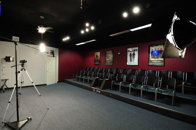 Houston Next Level Acting Studio Classroom